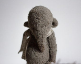 PDF Sewing Pattern Elephant Ivan in 6 inches Instant Download Digital