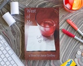 West of Me by Jamie Godfrey - Autographed Copy