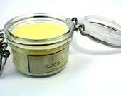 Body Butter Organic Lavender & Lime. Kilner Jar. Soap. Essential Oils. All Skin Types