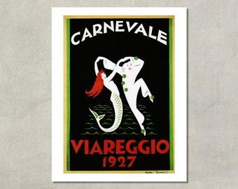 Regie Air Afrique Airline Poster 1936 85x11 Print