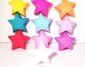 Large Origami Star