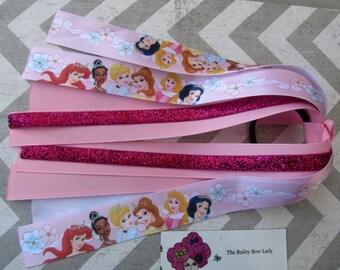 Princess Ponytail Streamer