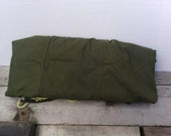 U.S. Military Pup Tent Half Tent