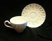 Melody By Johnson Brothers Tea Cup and Saucer