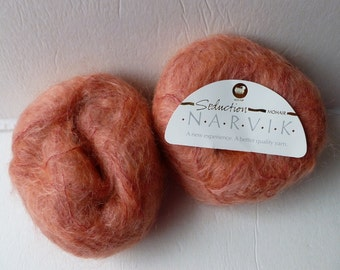 Yarn Sale Grapefruit 8203 Seduction Mohair by Narvik