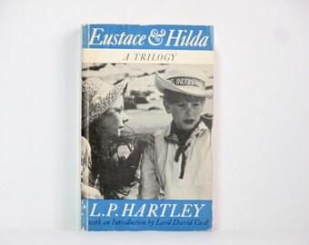 Eustace & Hilda: A Trilogy by L.P. Hartley 1979 Vintage Book