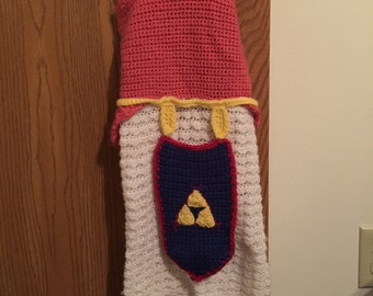 Zelda costume 2T/3T