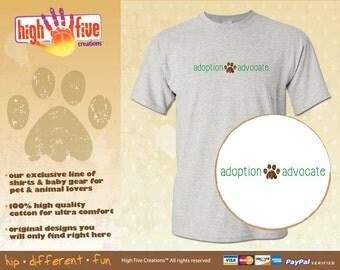 Dog T-Shirt - Adoption Advocate