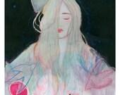 "Art print ""Melisande"" (limited edition)"