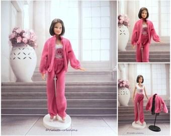 sportswear for barbie doll