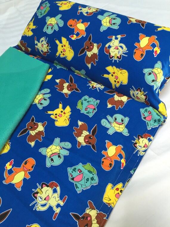 Nap Mat With Pillow And Blanket Pokemon Nap Mat Boy Nap Mat