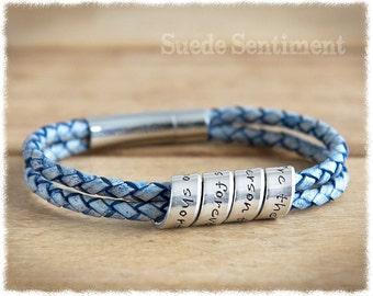 Best Friend Gift • Long Distance Friendship • Friendship Gift • Personalized Bracelet