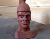 King Kamehameha Vintage Hawaiian Figurines by Poly-Art