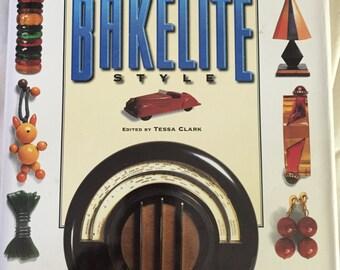 Art Deco Bakelite Reference Book BAKELITE STYLE