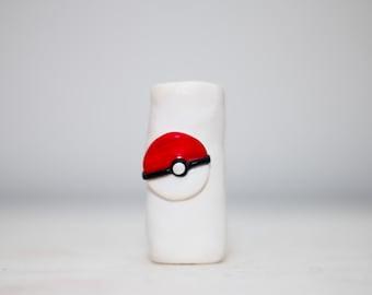 Pokemon Pokeball Lighter Cover
