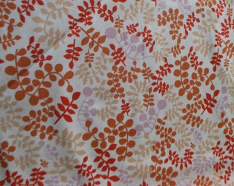 Quilting Weight Cotton OUTFOXED fabric by Lizzy House for Andover 1 yard