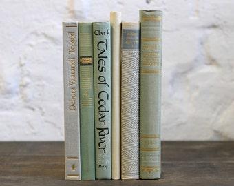 "Secret Compartment Victoria ""Cedar River"", Recycled Book Box"