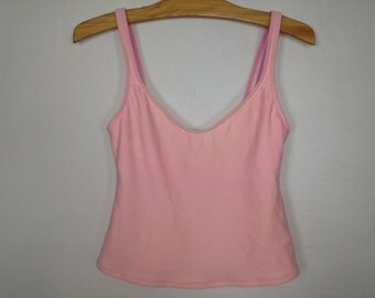 baby pink top size M