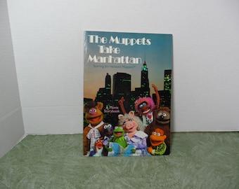 Book-  The Muppets Take Manhattan