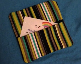 Mini Fabric Wallet