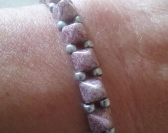 Faux Spike bracelet