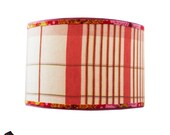 Red Drum Lamp Shade with ...