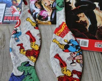 Marvel Superhero Comic Book Style Bow Tie