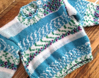 Baby Knitted Jumper