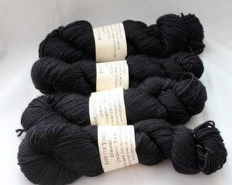 The Pit Unbowed DK weight yarn