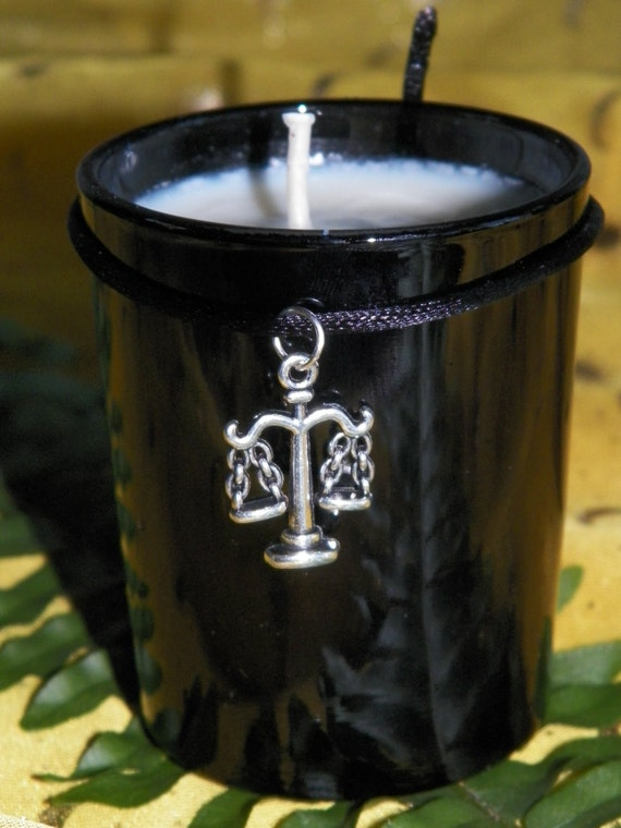 Justice Court Case Ritual Candle Hand Made Soy Candle Aromatherapy Candle Ritual supply