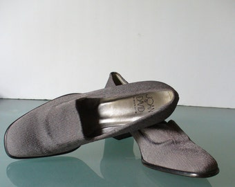 vintage joan and david shoes etsy
