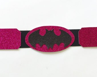 BATGIRL Utility BELT, Batgirl Costume, Batgirl Belt, Batgirl Costume Accessory