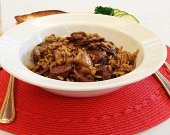 Brown Rice Jambalaya Mix Quick Cajun Meal