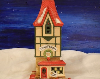 "North Pole Series ""Rimpy's Bakery"" (Dept 56 Heritage Village Collection"