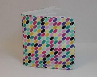 Sewing Needle holder , needle book  multicoloured