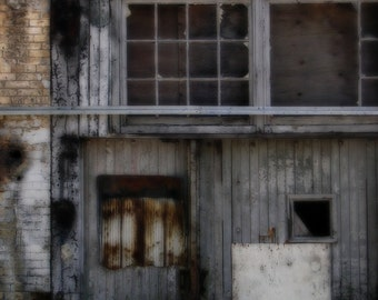 Abandoned - Architecture Photography