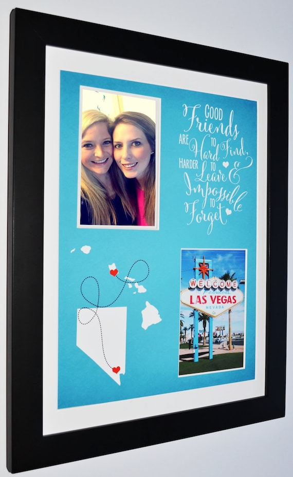 Long Distance Best Friend Gift Bff Gifts Moving Away Gift