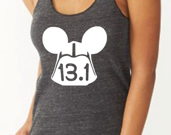 Star Wars Half Marathon Tank Star Wars Running Shirt Disney Half Marathon Tank Run Disney Star Wars Shirt