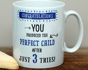 Perfect Child Mother's Day Mug/ Gift for Mom / Gift for Mum / Perfect Child / Perfect Gift / Birthday Gifts for Mum