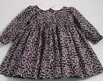 "Liberty ""Ffion"" Girl's Frilly Dress"