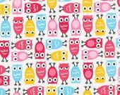 Plastic Bib with Pocket, Plastic Bib with Snaps, Feeding Bib Canada, Laminated Cotton Bib, Plastic Bib Canada, Owl Bib, Mealtime Bib