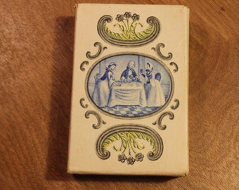 Antique 1971-Issue LKM Manufactured Pokoko Russian Playing Cards