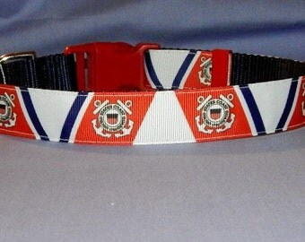 Coast Guard collar