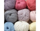 Debbie Bliss Eco Baby 50g Ball Baby Cotton Yarn Organic
