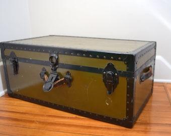 Military Storage Box, Military Box, Case, Luggage, Green