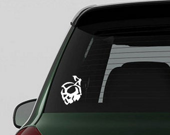 Hop Decal - Vinyl Wall or Window Decal