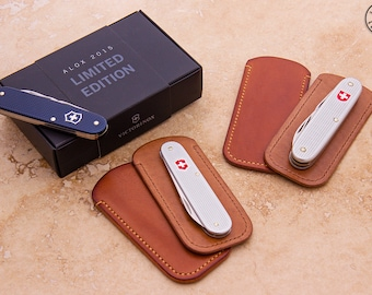 ALOX Swiss Army Knife Slip Case (made to order)