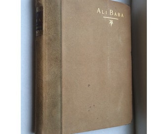 Antique Ali Baba of East Aurora - Fra Elbertus (Elbert Hubbard) 54 of 620