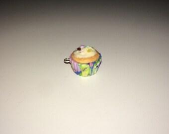Miniature Polymer Clay Cupcake