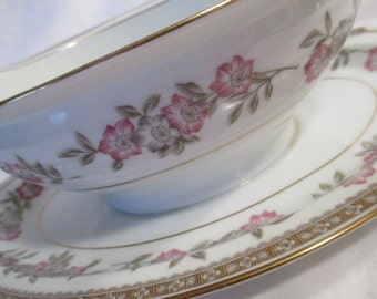Vintage RC China Gravy Boat